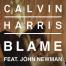 פלייבק וקליפ קריוקי של Blame - Calvin Harris Feat. John Newman
